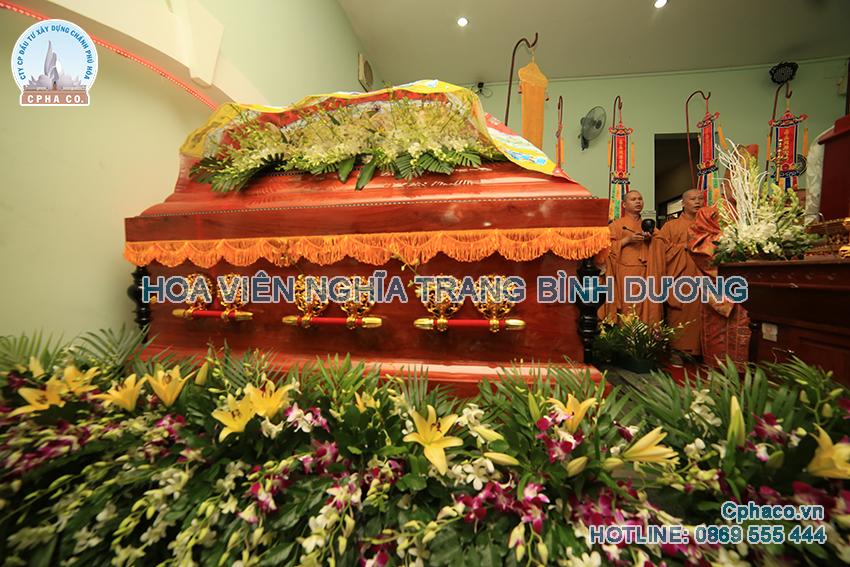 Dịch vụ tang lễ trọn gói - Dịch vụ đám tang trọn gói