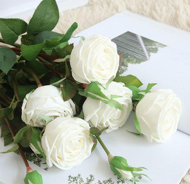 Hoa hồng trắng đám tang có ý nghĩa gì ?