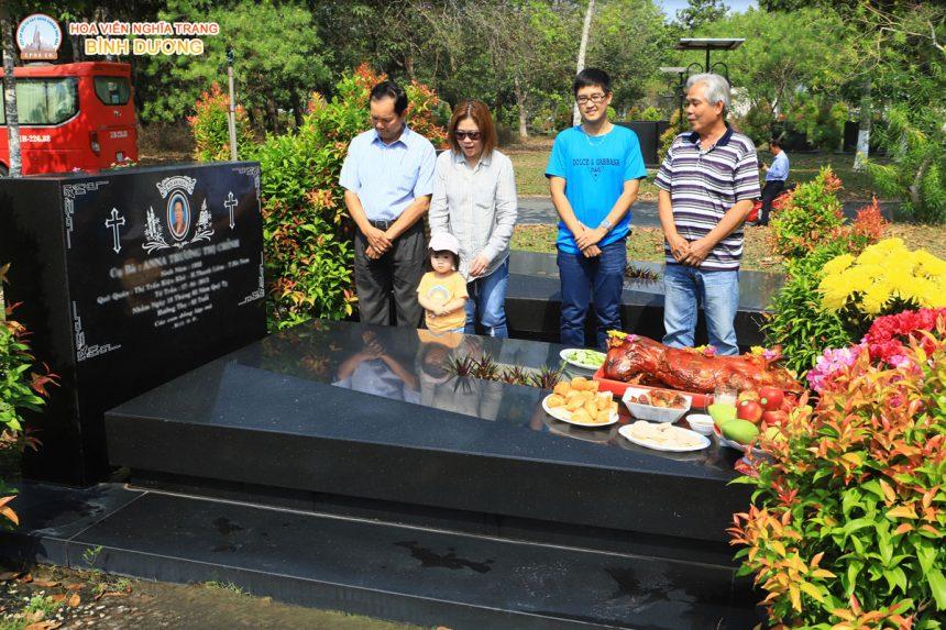 Tảo mộ ngày Xuân (Tiếp theo)