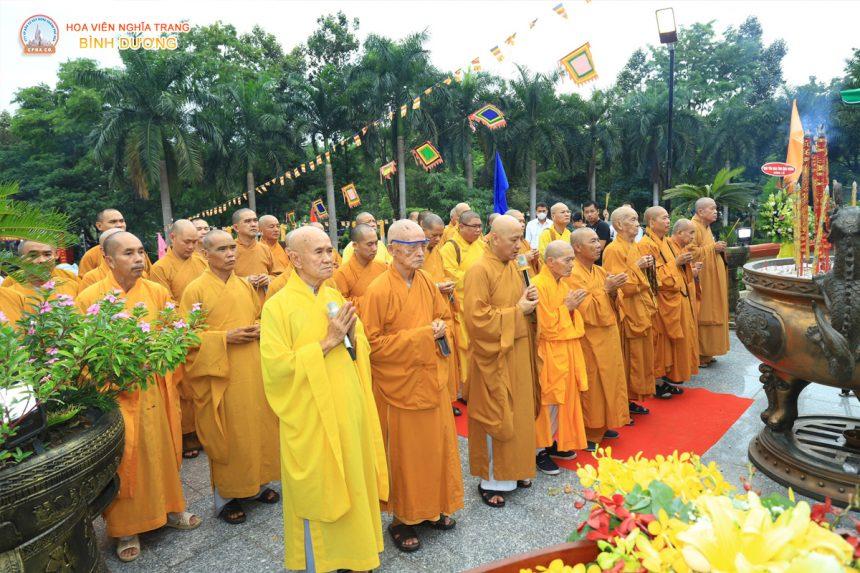 Hoa Viên Bình Dương tưng bừng ngày lễ Thanh Minh 2021